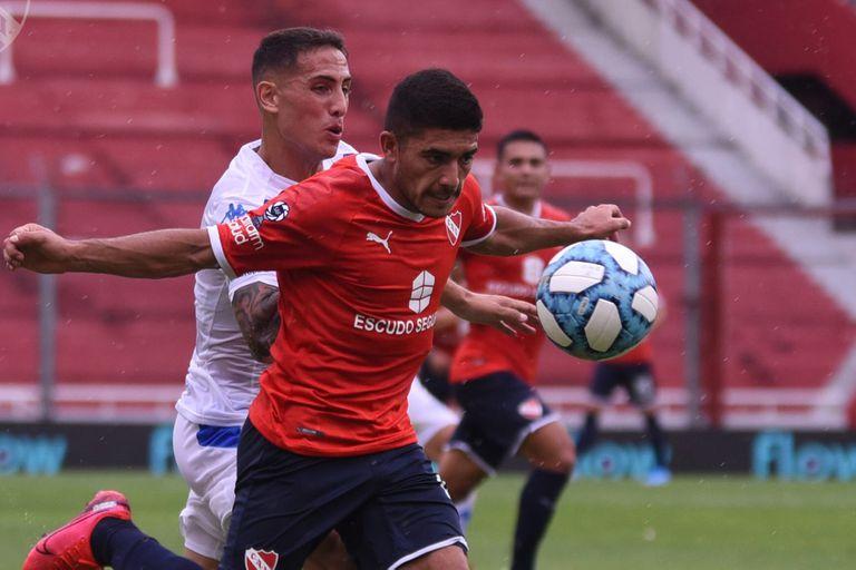 Copa Superliga: Independiente le ganó 1 a 0 a Vélez, con un penal de Romero