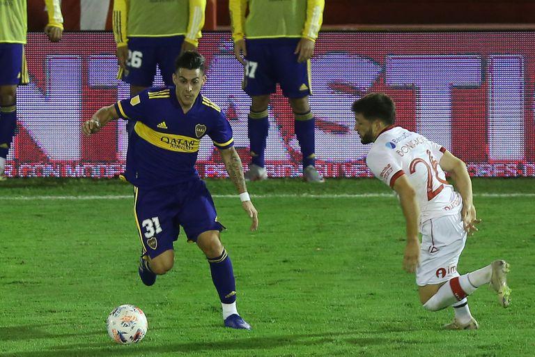 Pavón volvió a jugar para Boca y despejó dudas sobre un detalle
