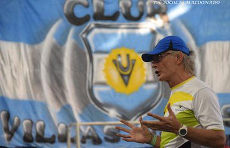 Impulsor del Club Villas Unidas.