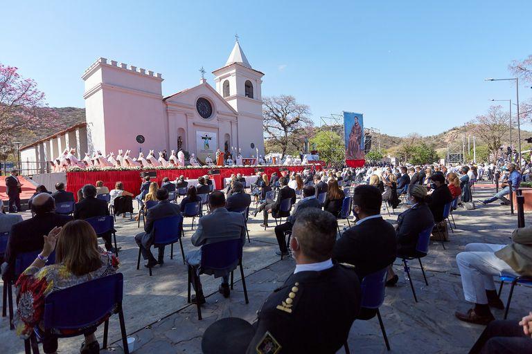 Beatificación de Fray Mamerto Esquiú, Catamarca