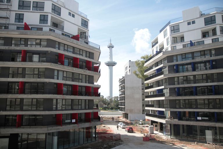 Lugano: Los vecinos podrán elegir los nombres de las calles de la Villa Olímpica