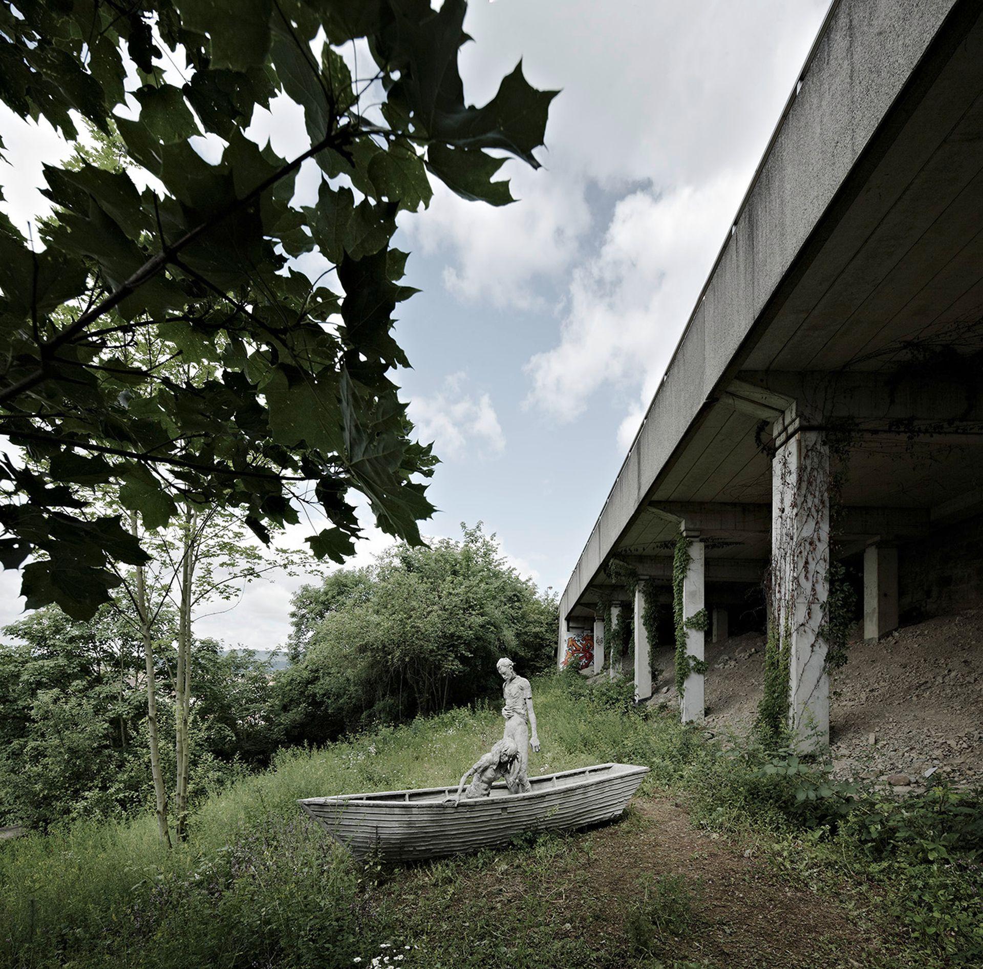 Detalle de Return The World, instalación realizada en la Documenta de Kassel (2012)