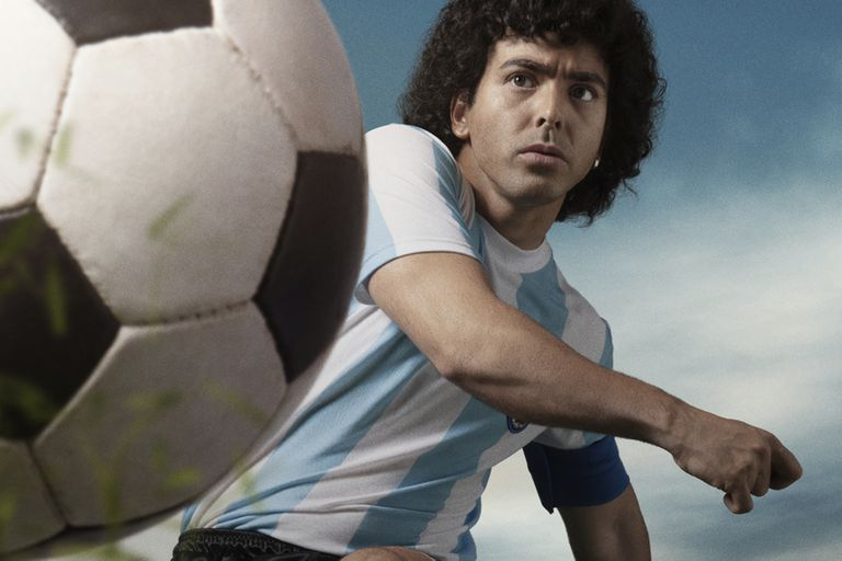 Se dio a conocer el tráiler de Sueño Bendito, la serie de Diego Maradona en Amazon Prime