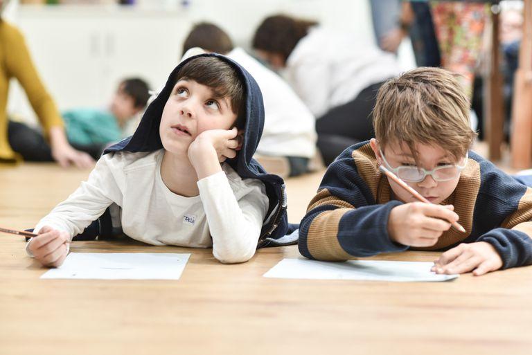 Escritura creativa y taller de filosofía: dos opciones para el público infantil