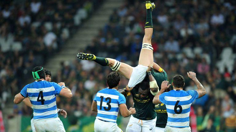 Los Pumas cayeron en su debut en el Rugby Championship