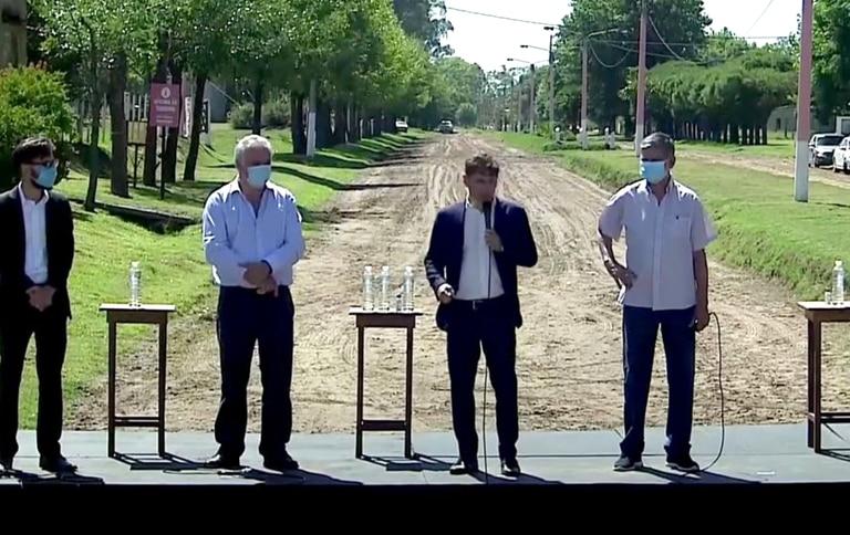 Caminos rurales: denuncian que Kicillof favorece a municipios K