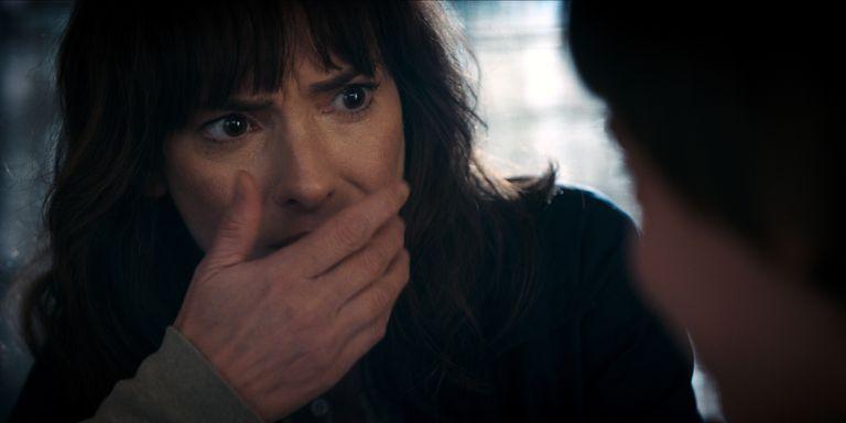 Joy, la preocupada madre que interpreta Winona Ryder