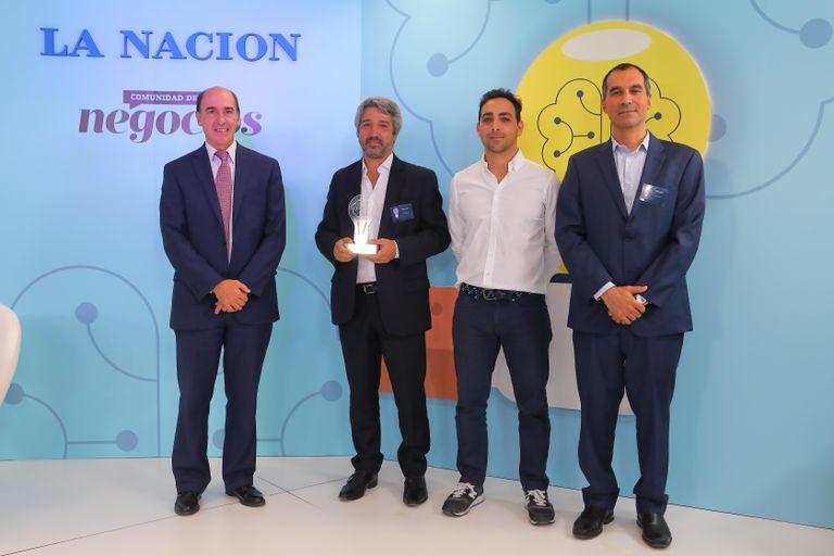 Ganador: Marcelo González. Finalistas: Alex Robbio y Matías Recchia