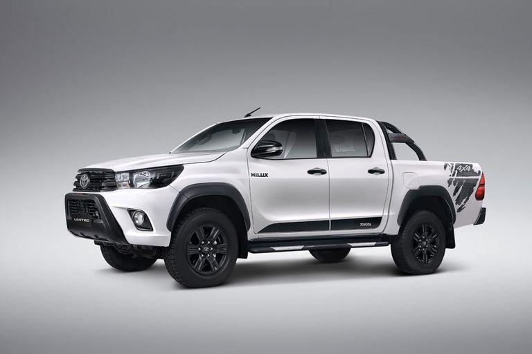 Toyota Hilux: Edición especial Limited