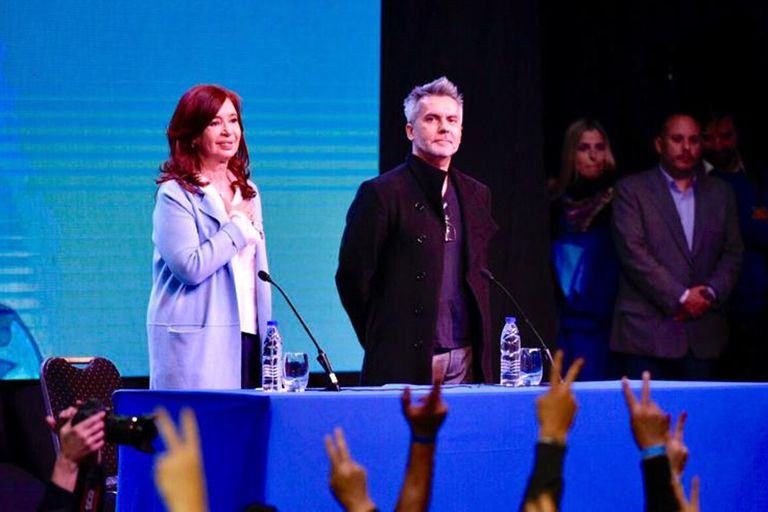 Cristina recordó que el acuerdo con el FMI se firmó el Día de la Bandera