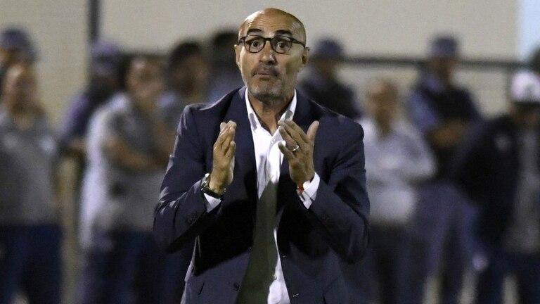 El último partido: Paolo Montero se despidió en Formosa