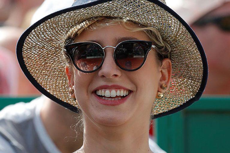 Jazmín Grace Grimaldi es la hija mayor de Alberto de Mónaco y fue reconocida por el príncipe en 2005