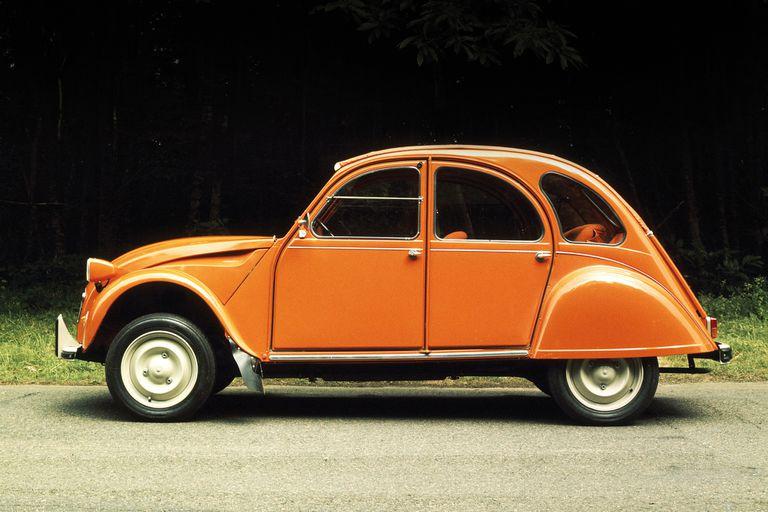 Citroën, cien años a pura innovación