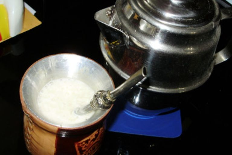 Mate dulce paraguayo, la receta que generó polémica
