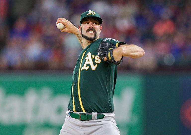 """La barba """"cola de mono"""", el look viral que nació en el béisbol"""