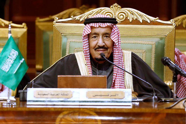 El rey Salman de Arabia Saudita fue hospitalizado en la capital del país