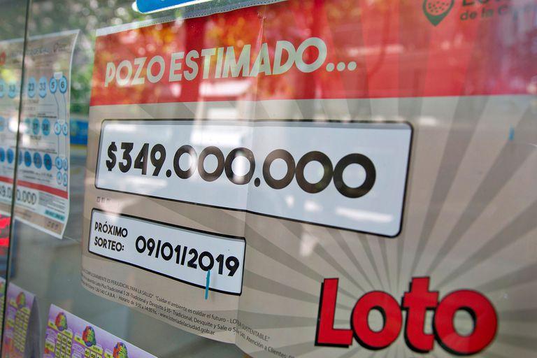 Un apostador de Chubut no cobró un premio de más de un millón de pesos