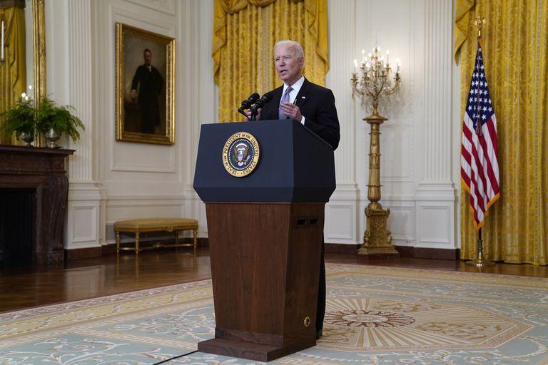 Covid. Dudas sobre el origen: Biden pidió un informe de inteligencia en 90 días