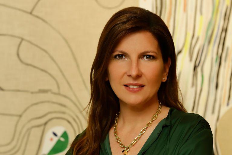 """Larisa Andreani: """"Lo que viene para el mundo del arte es flexibilidad"""""""
