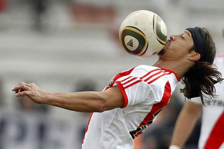 Matías Almeyda estuvo muy cerca de vestir la camiseta del Real Madrid
