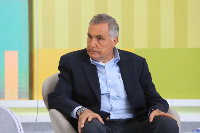 Ricardo Yapur, CEO de Rizobacter
