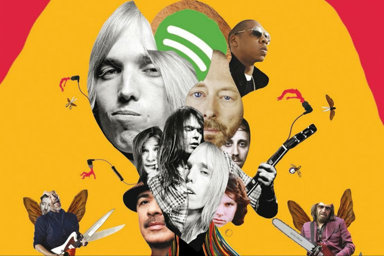 El streaming lleva a la industria musical a una nueva era dorada