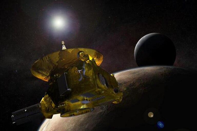 "La nave espacial ""New Horizons"" recolectó importantes datos sobre Plutón"