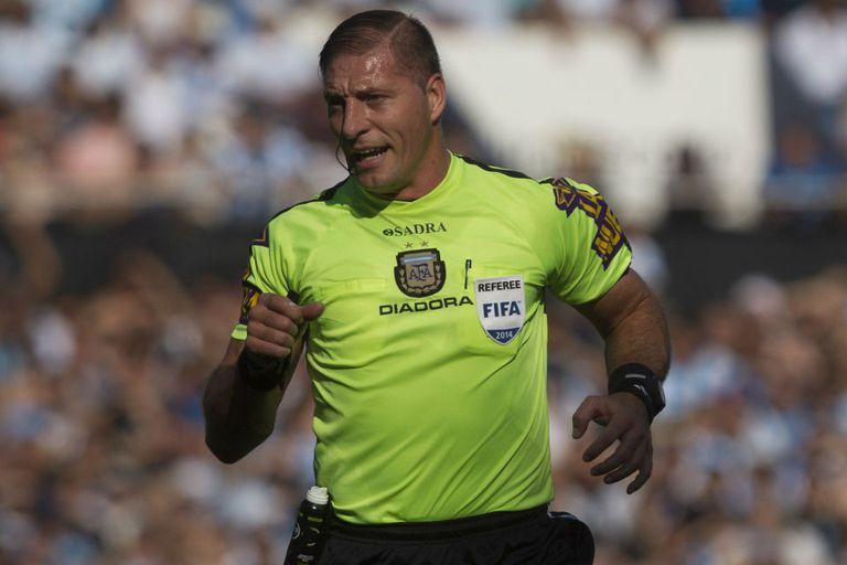 Pitana ya dirigió en Avellaneda: el Racing 2-0 San Lorenzo