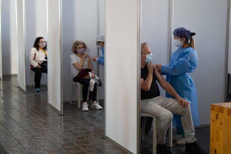 Campaña de vacunación ciudad de Buenos Aires