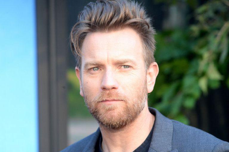 McGregor, el actor que aprendió a moverse entre el glam y los sables de luz