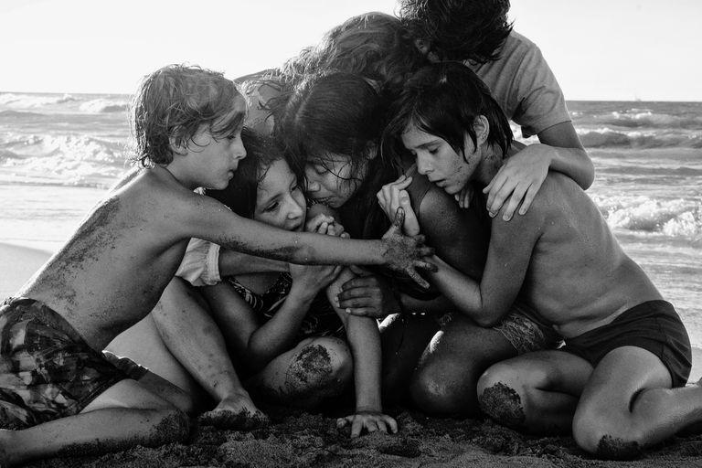Roma, la película de Alfonso Cuarón, es una de las grandes favoritas