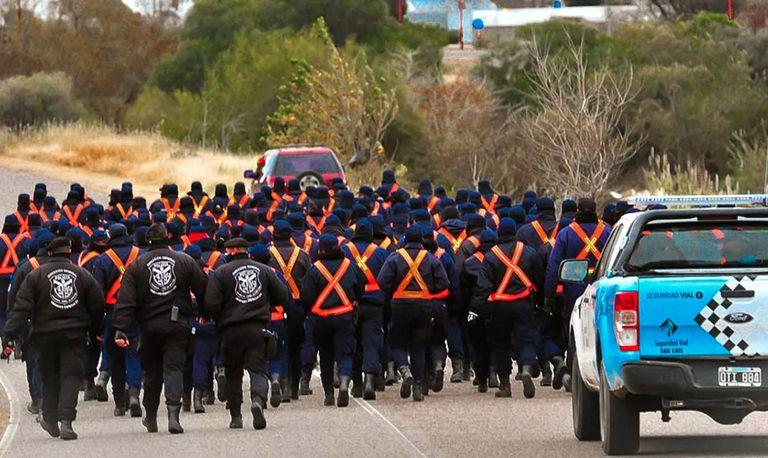 Se realizaron 250 allanamientos y 600 rastrillajes en la búsqueda de Guadalupe; no se encontraron pistas sobre el paradero de la menor