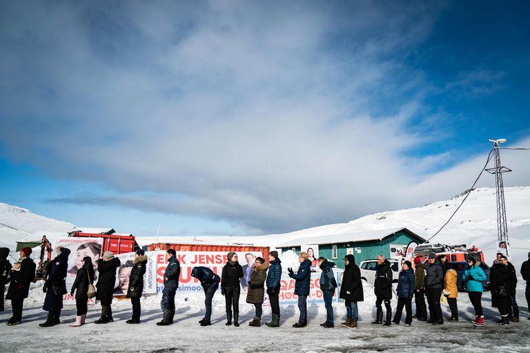 Groenlandia: la isla más grande del mundo frena las ambiciones de las potencias