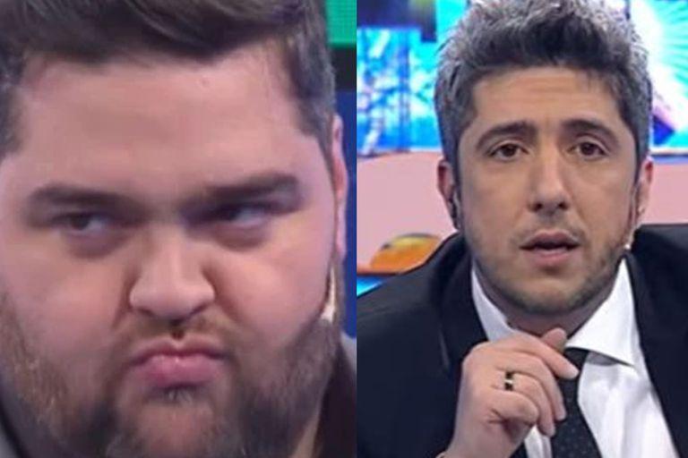 """Darío Barassi le dedicó un """"palito"""" a Jey Mammon y a otros conductores al hablar sobre los premios Martín Fierro"""
