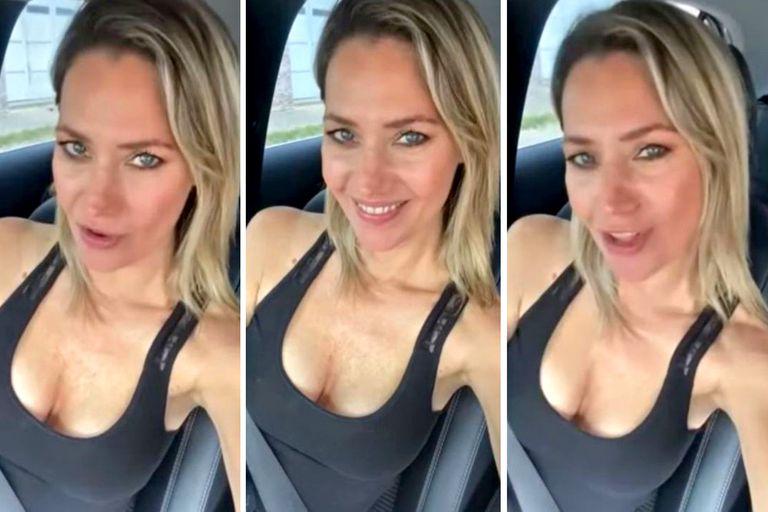 Carolina Losada explicó lo que quiso hacer con su video