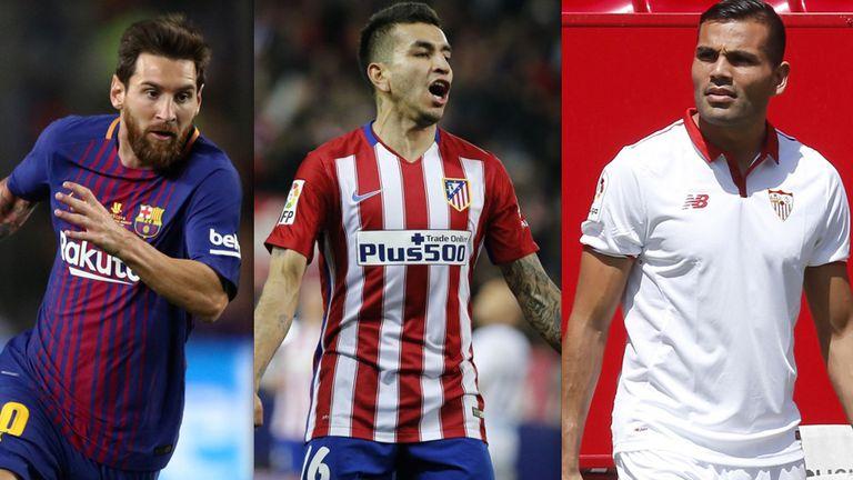 36 serán los jugadores nacionales con participación en La Liga