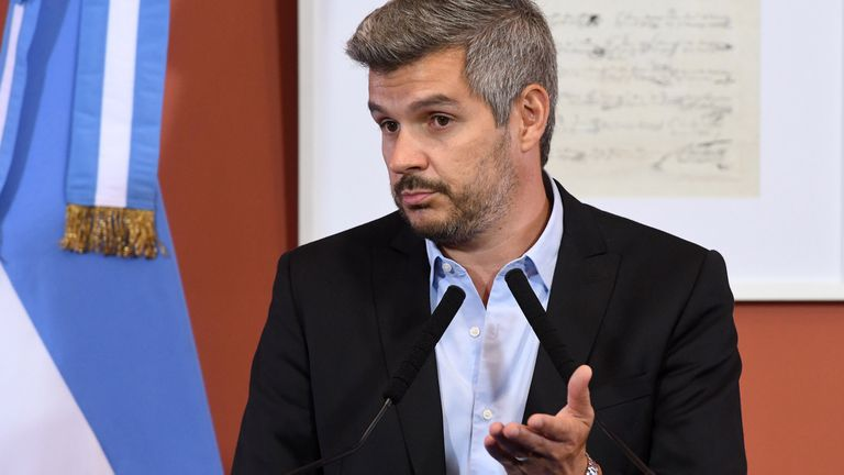 La prohibición alcanzará a allegados de Marcos Peña, Patricia Bullrich, Rogelio Frigerio y Jorge Triaca