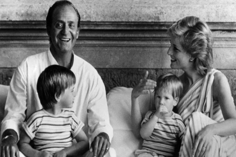 Historia secreta: ¿Por qué el rey Juan Carlos le regaló US$45.000 a Lady Di?