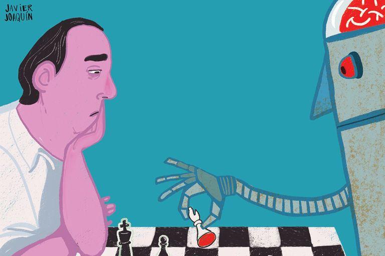 Una ventana al futuro: la belleza (artificial) del ajedrez