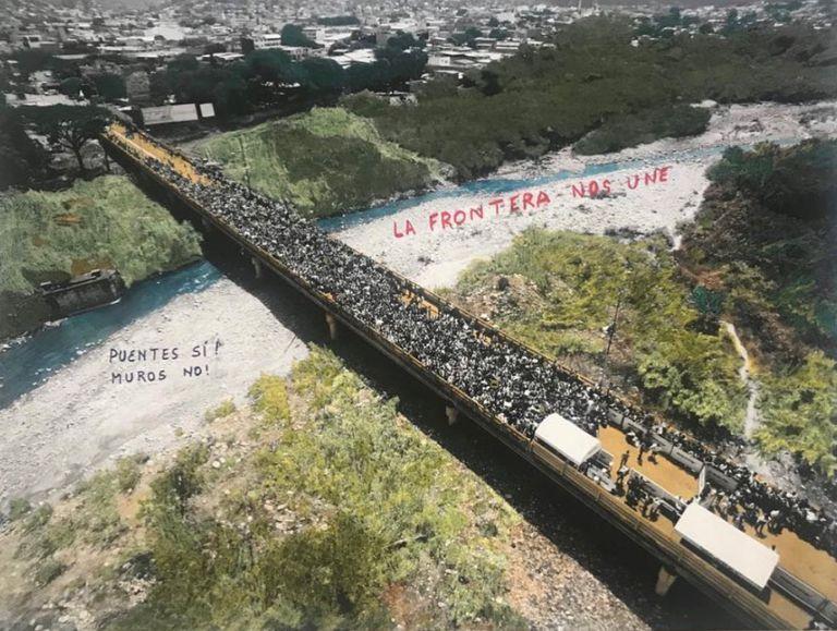 Fronteras como puentes en el Hotel de Inmigrantes