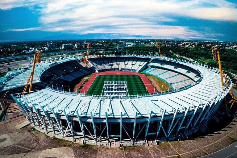 El Kempes, sede de la final de la Sudamericana enteramente argentina.