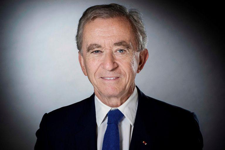 Bernard Arnault, el empresario francés que se posicionó como el empresario más rico del mundo, según Forbes