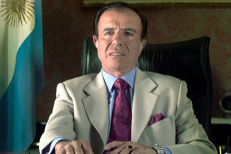 El expresidente murió hoy en el Sanatorio Los Arcos, de Palermo
