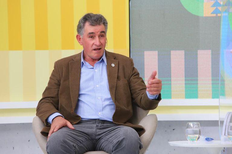 Carlos Achetoni, titular de la Federación Agraria Argentina (FAA), sostuvo que le anticiparon al Gobierno los efectos negativos del cierre de las exportaciones de carne
