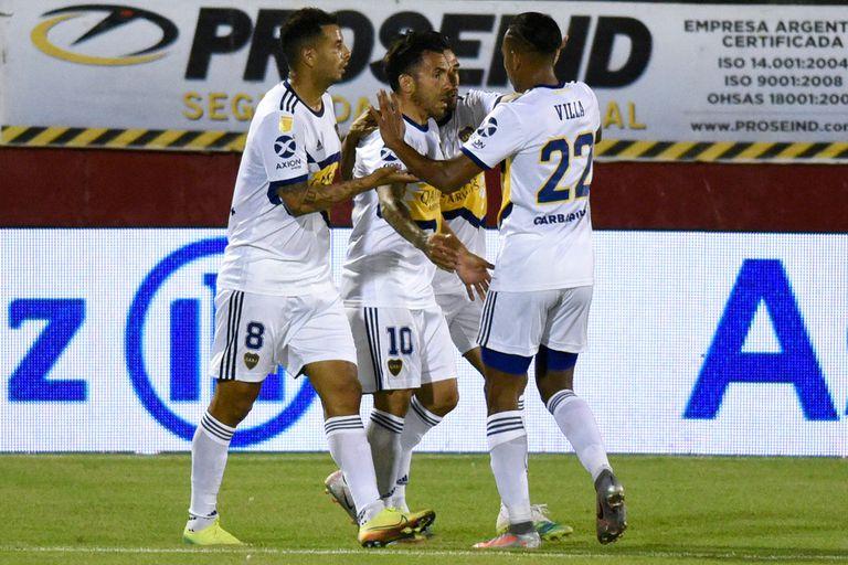 Boca, en racha: venció a Newell's, sigue invicto y líder en la Copa de la Liga