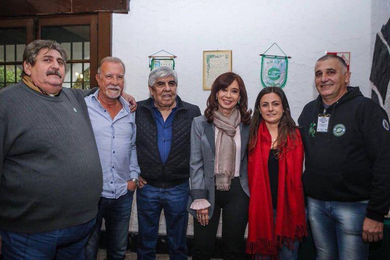 La CGT le cierra la puerta a la candidata favorita de Cristina Kirchner