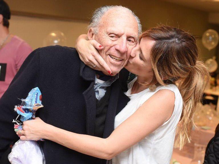 Paula Chaves hizo un desesperado pedido por la salud de su abuelo Kaki