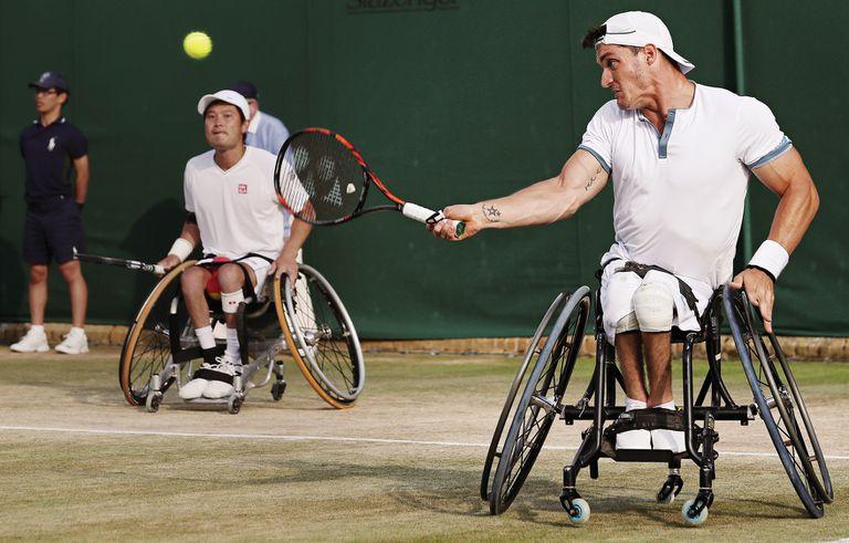 """Gustavo Fernández: """"El tenis no es mi terapia"""""""