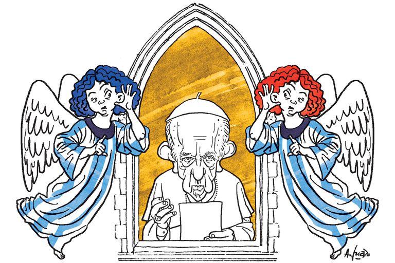 El Papa Francisco y la política argentina