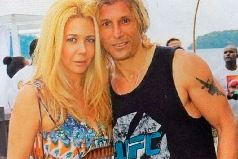 Claudio Caniggia denunció a Mariana Nannis por estafa: podría quedar detenida